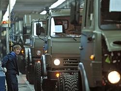Производство грузовиков в России