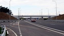 Реконструкцию Калужского шоссе перенесли на конец 2014 года