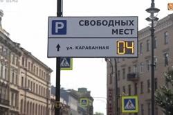 В Москве посчитали доход от платных парковок