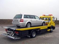 Конфликт при эвакуации автомобиля