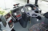 Автобусы с правым рулем запретят в 2015 году