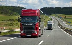 Новая система взимания платы с грузовиков