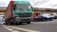 Возможно введение платы за проезд грузовиков по всем дорогам РФ