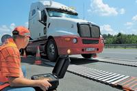 Пункт взвешивания грузовиков