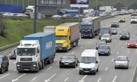 Запрет движения грузовиков в Подмосковье