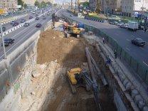 Тоннель под Ленинградским шоссе