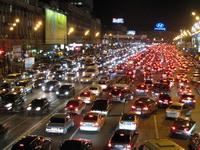 Оптимизация МКАД Московской кольцевой дороги